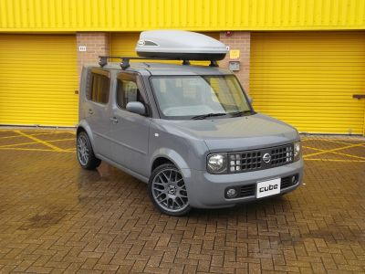 NISSAN CUBE 1.4 EX WITH TOURING PACK