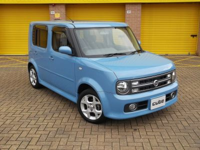 NISSAN CUBE 1.4 RS