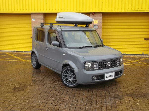 Nissan Cube 1 4 Ex With Touring Pack Car Imports Direct Nissan