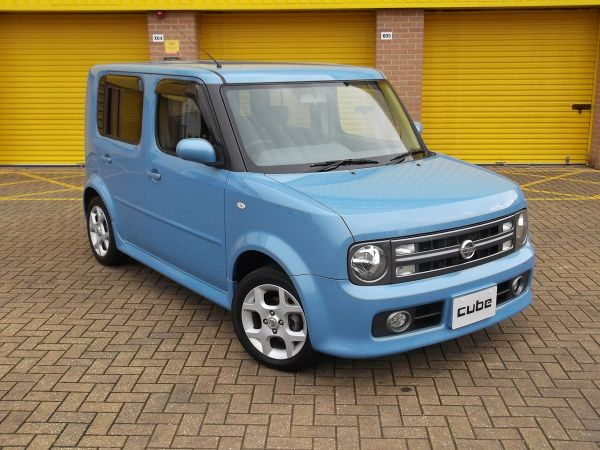 nissan cube 1 4 rs car imports direct nissan cube special site. Black Bedroom Furniture Sets. Home Design Ideas