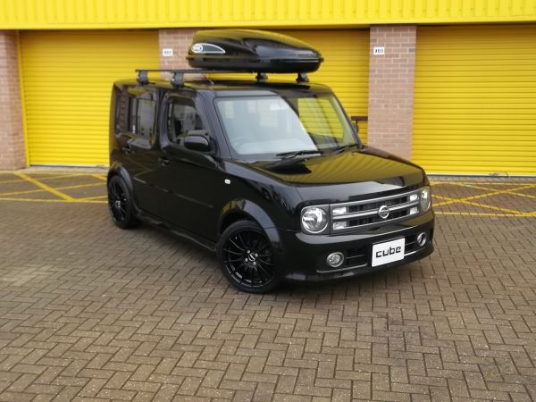 Nissan Cube 1 5 Rs With Touring Pack Car Imports Direct Nissan